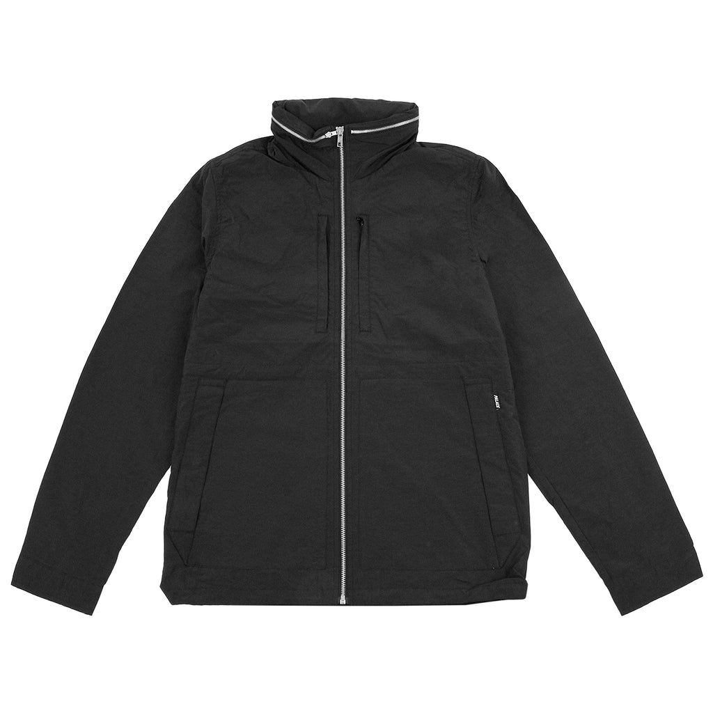 Palace Schaket Jacket in Anthracite - Hood down