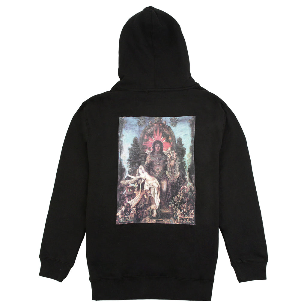 Fucking Awesome Throne Hoodie in Black