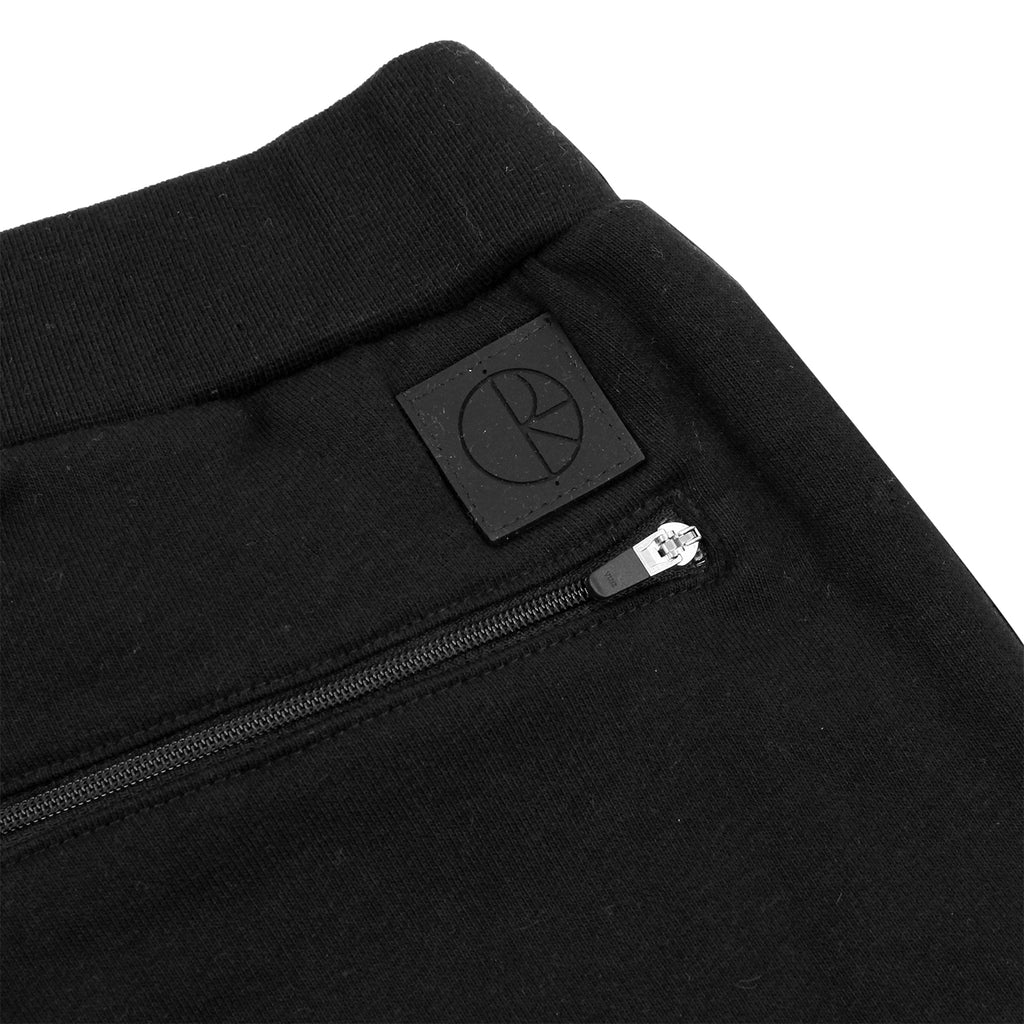 Polar Skate Co Sweatpants in Black - Label