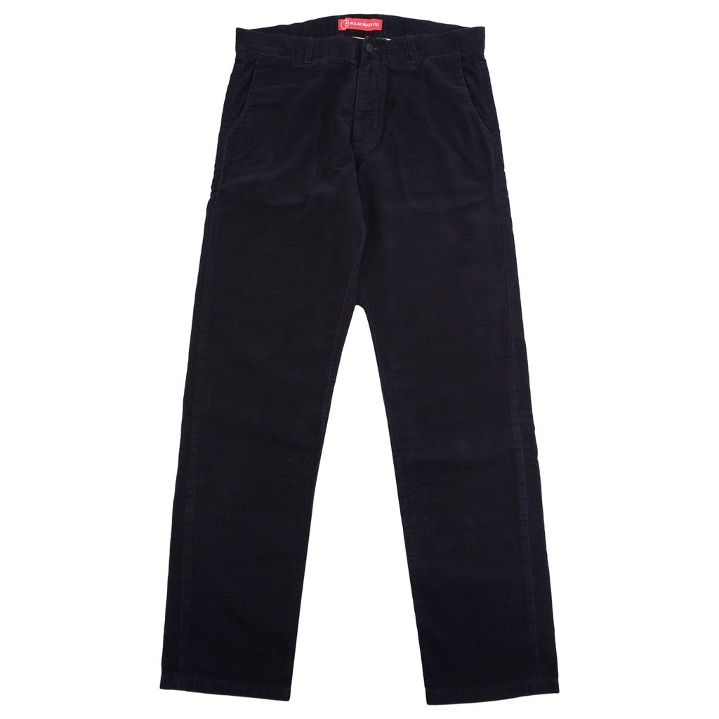 Polar Skate Co Corduroy Pant in Navy - Open