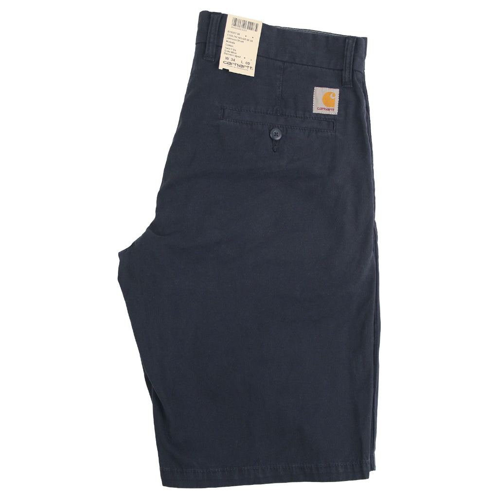 Carhartt Johnson Short in Duke Blue