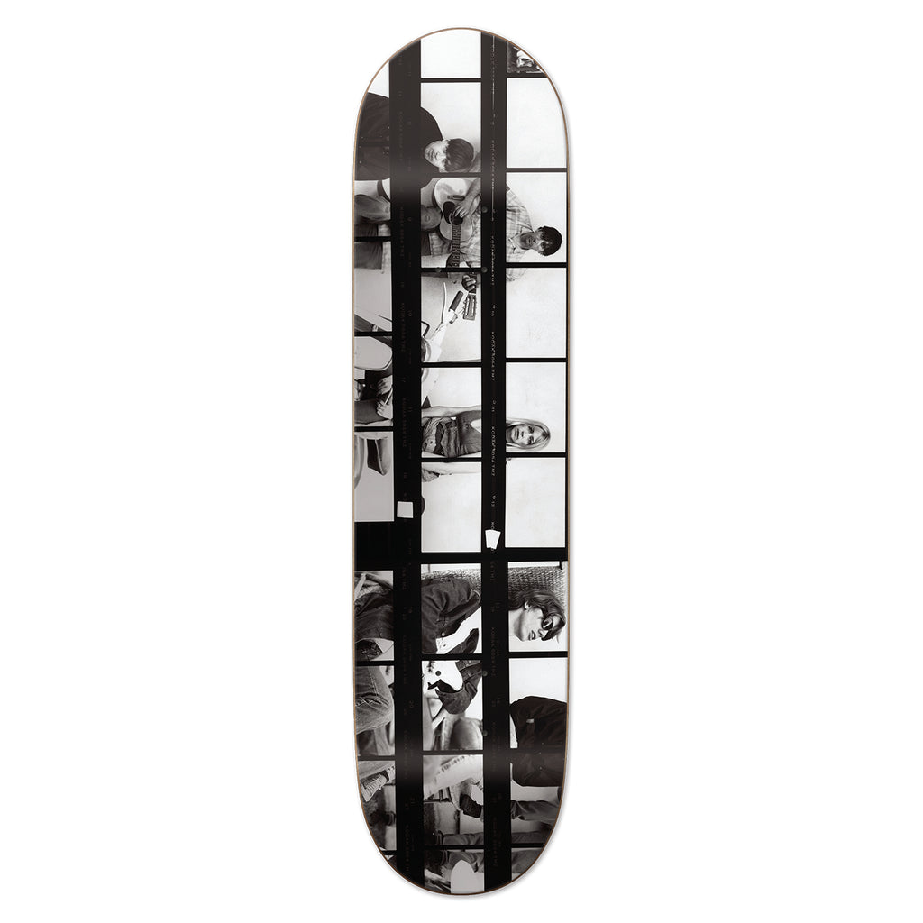 Girl Skateboards Photos By Spike Sonic Youth Deck in 8""