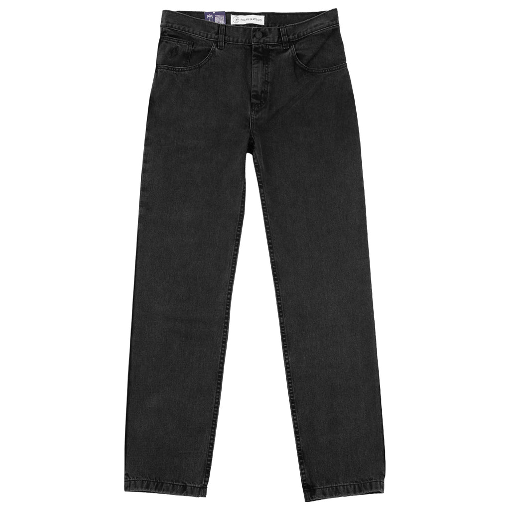 Polar Skate Co 90's Jeans in Black - Open