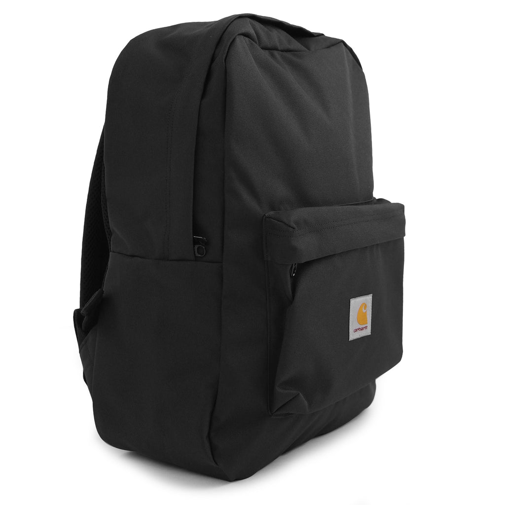 Carhartt Watch Backpack in Soot / Black - Detail