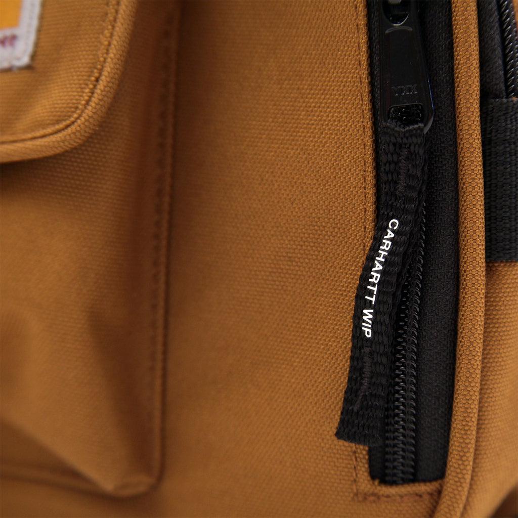 Carhartt Essentials Bag in Hamilton Brown - Zip Pull