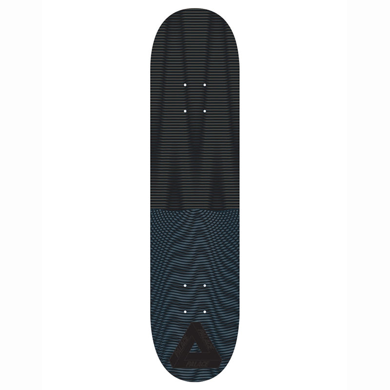 Palace Trippy Stick Black Deck in 8.2""