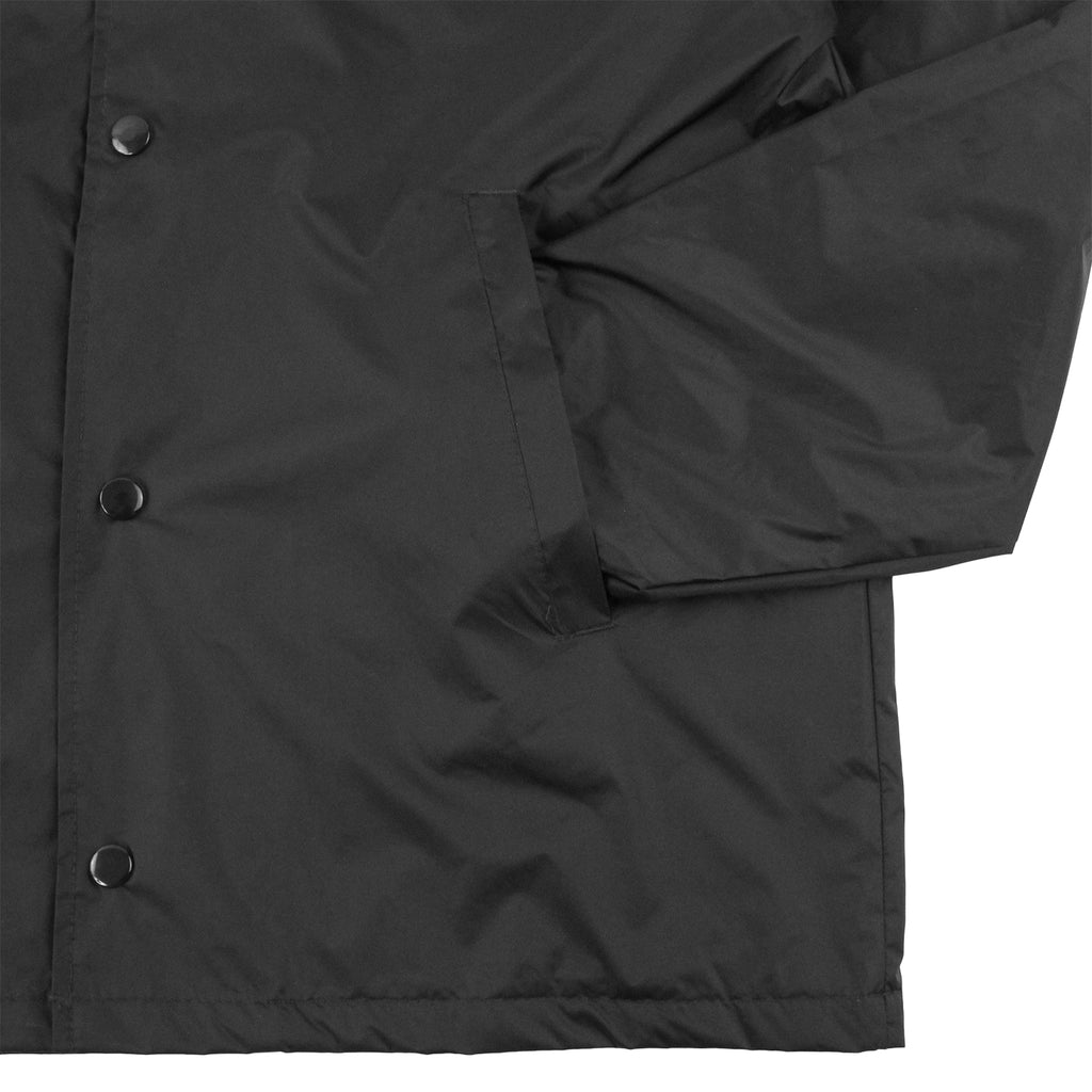 Thrasher Skate And Destroy Coaches Jacket in Black - Sleeve