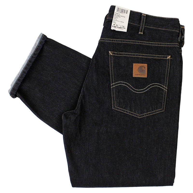 Carhartt Marlow Pant in Blue Denim