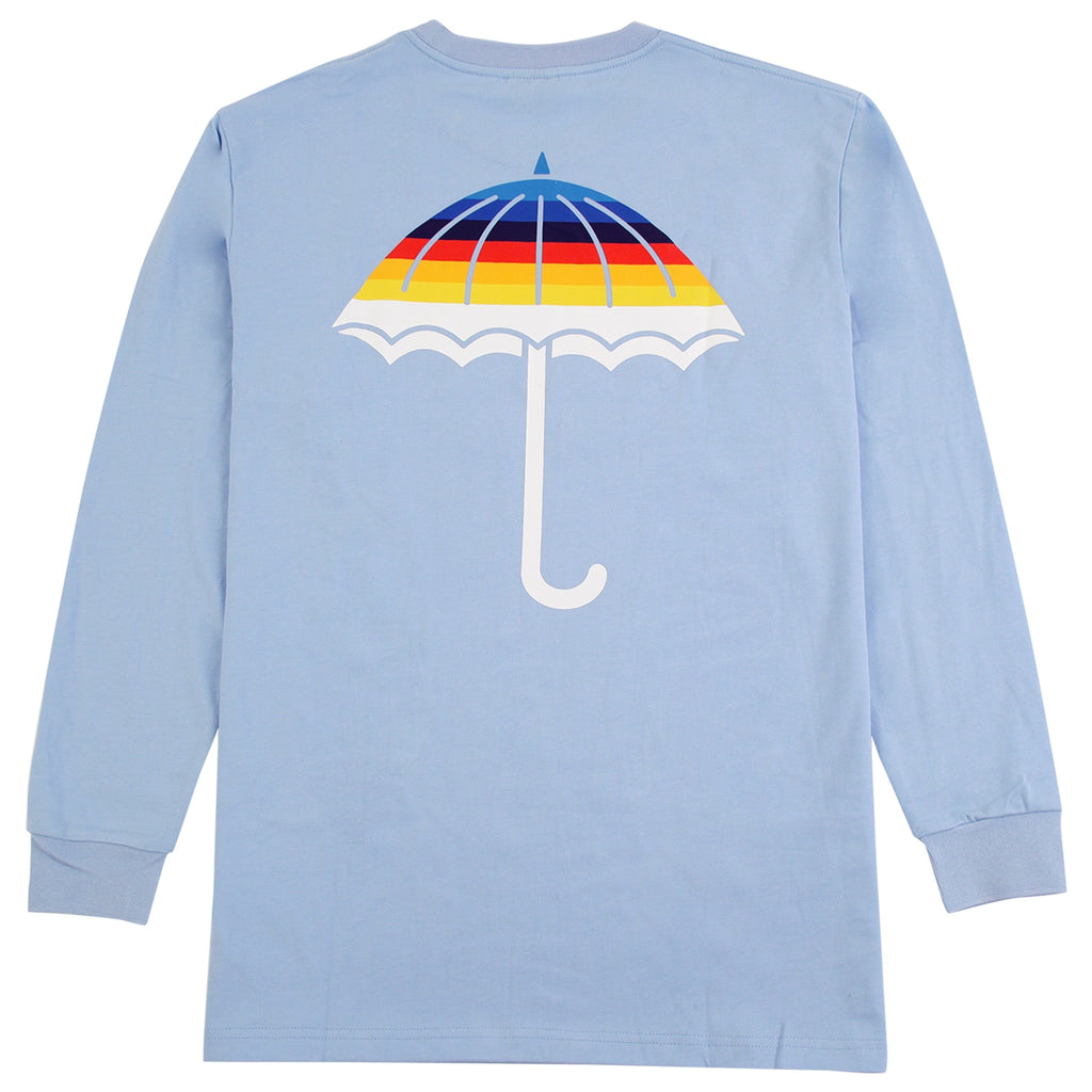 elas L/S UMB Multicolour T Shirt in Pastel Blue