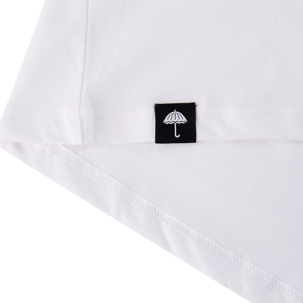 Helas HCC Zulu Cruise L/S T Shirt in White - Label
