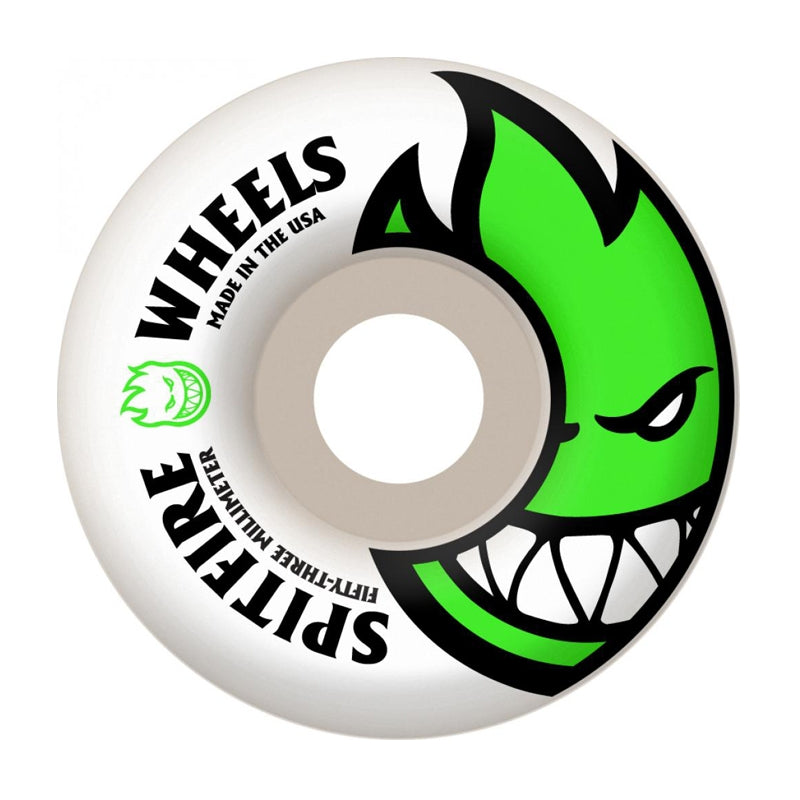 Spitfire Wheels Bighead Skateboard Wheels in 53mm