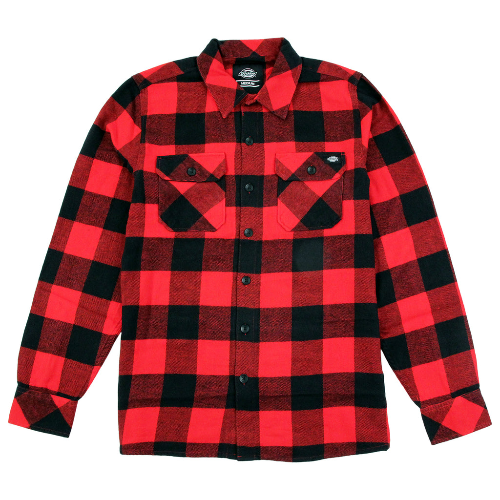 Dickies Sacramento Shirt in Red
