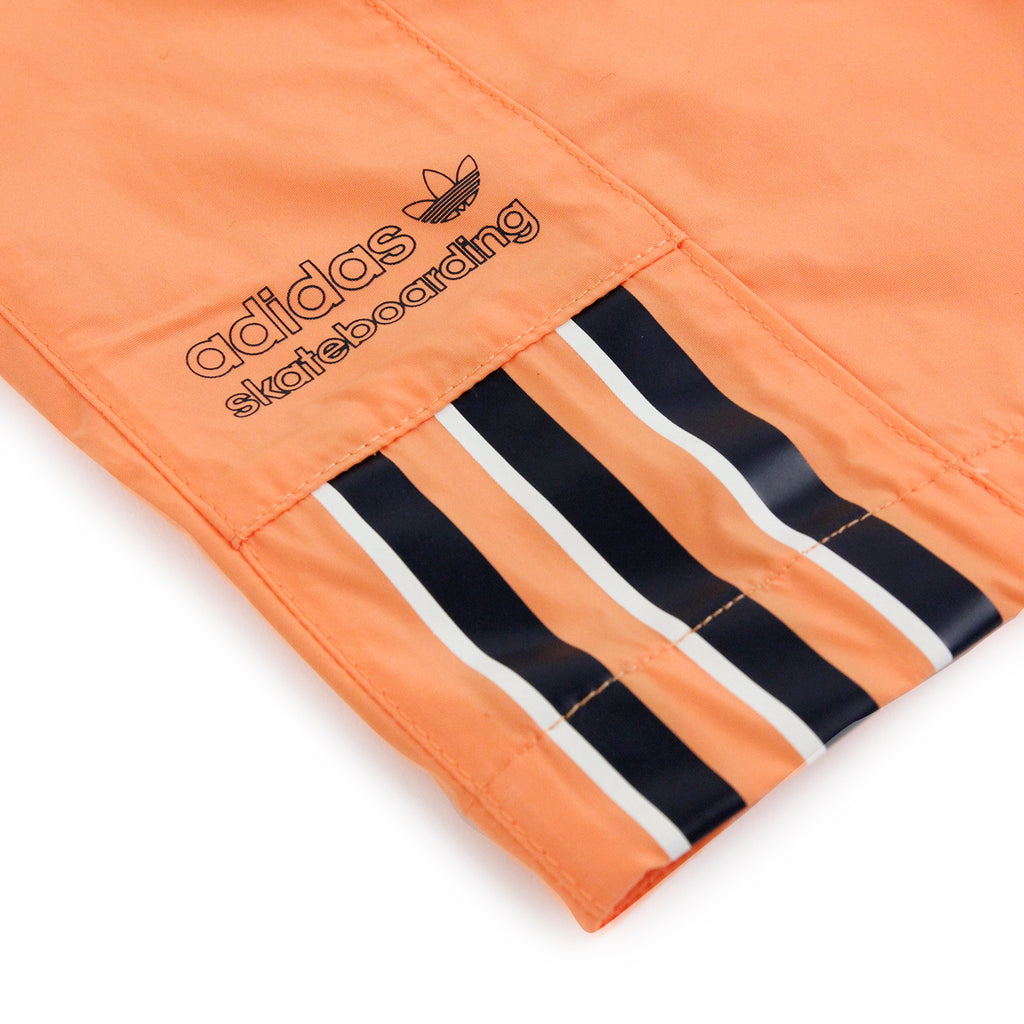 Adidas Skateboarding x Alltimers Shorts in St. Tropic Melon - Adidas