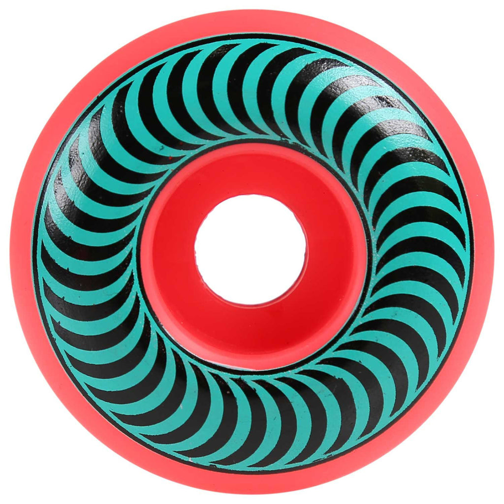 Spitfire Wheels Biohazard Classics Skateboard Wheels Rocket Red in 52mm