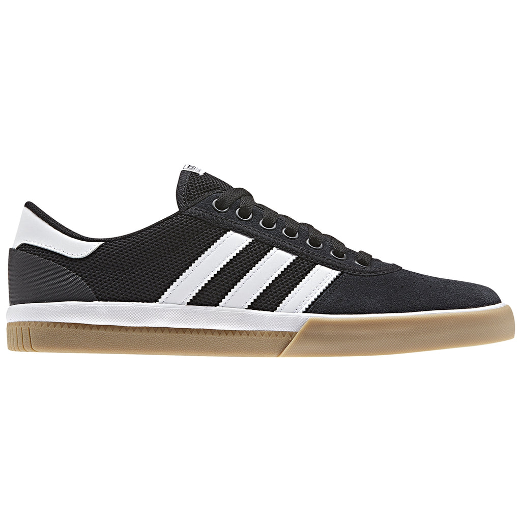 Adidas Lucas Premiere Shoes in Core Black / Footwear White / Gum
