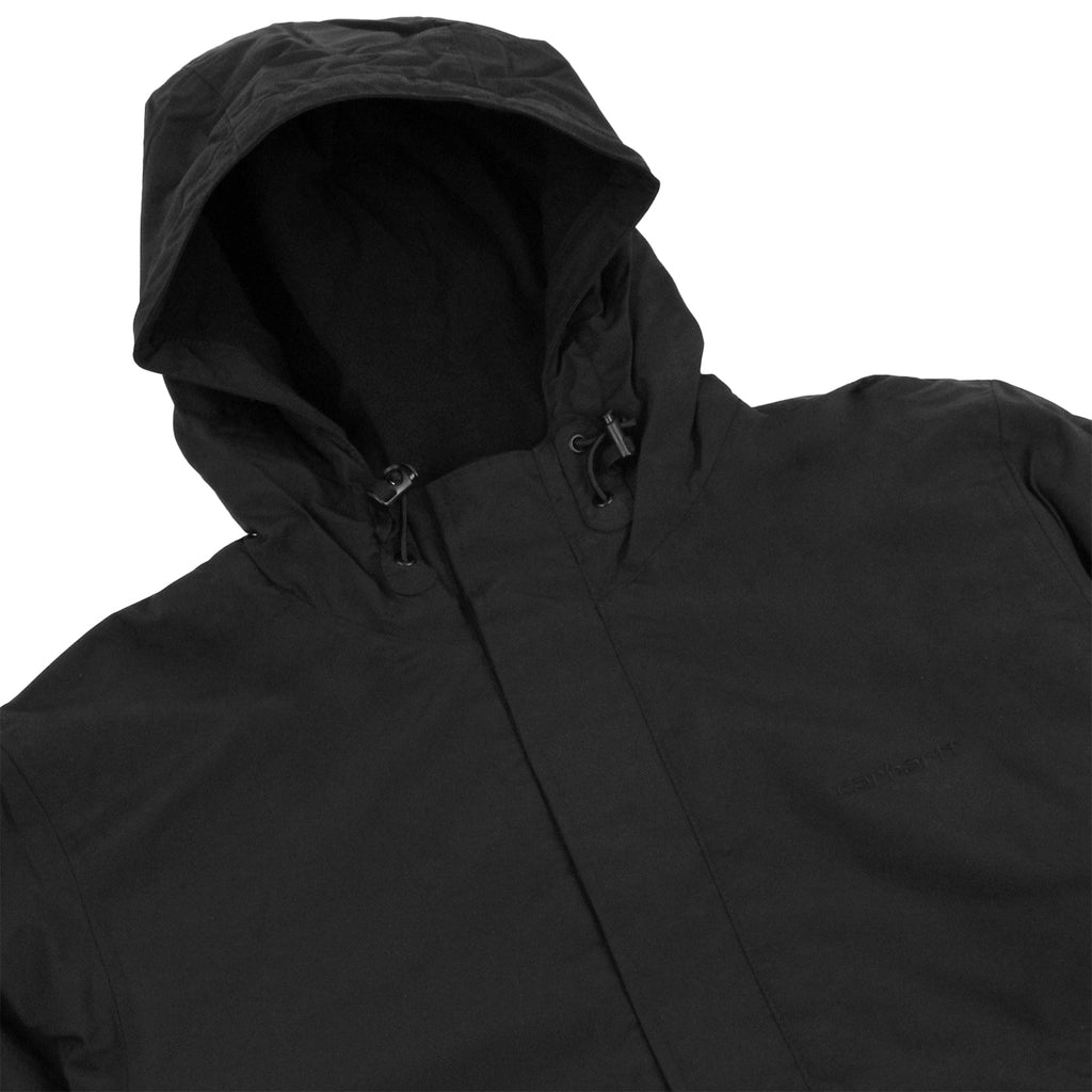 Carhartt Neil Jacket in Black - Detail