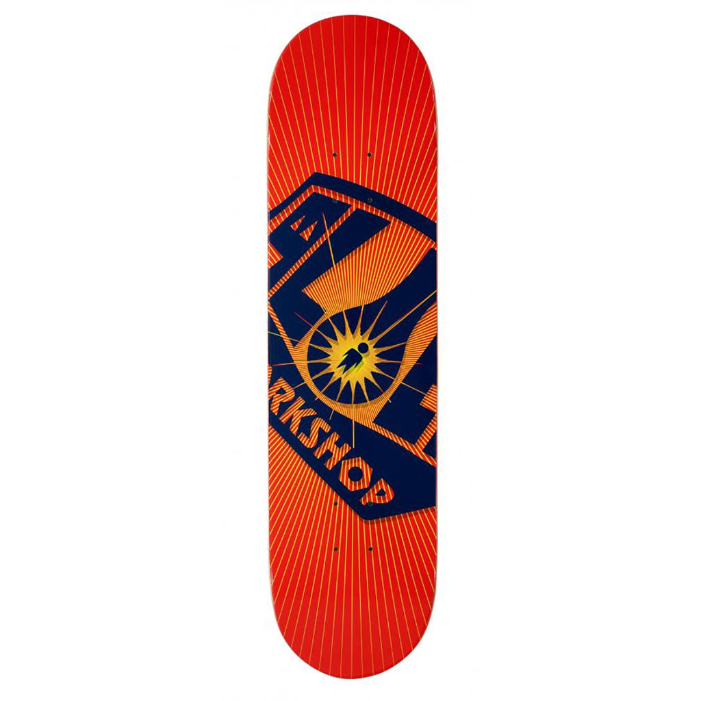 Alien Workshop Logo OG Burst Skateboard Deck in 8""