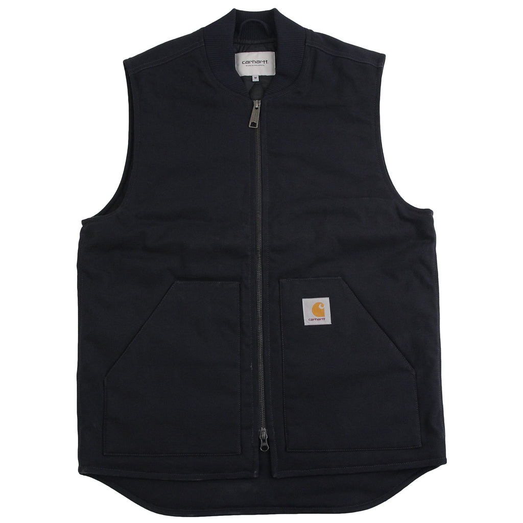 Carhartt Vest in Dark Navy