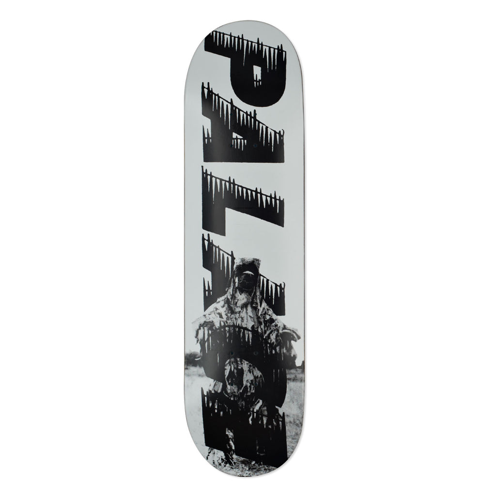Palace Bankhead White Deck in 8.2""