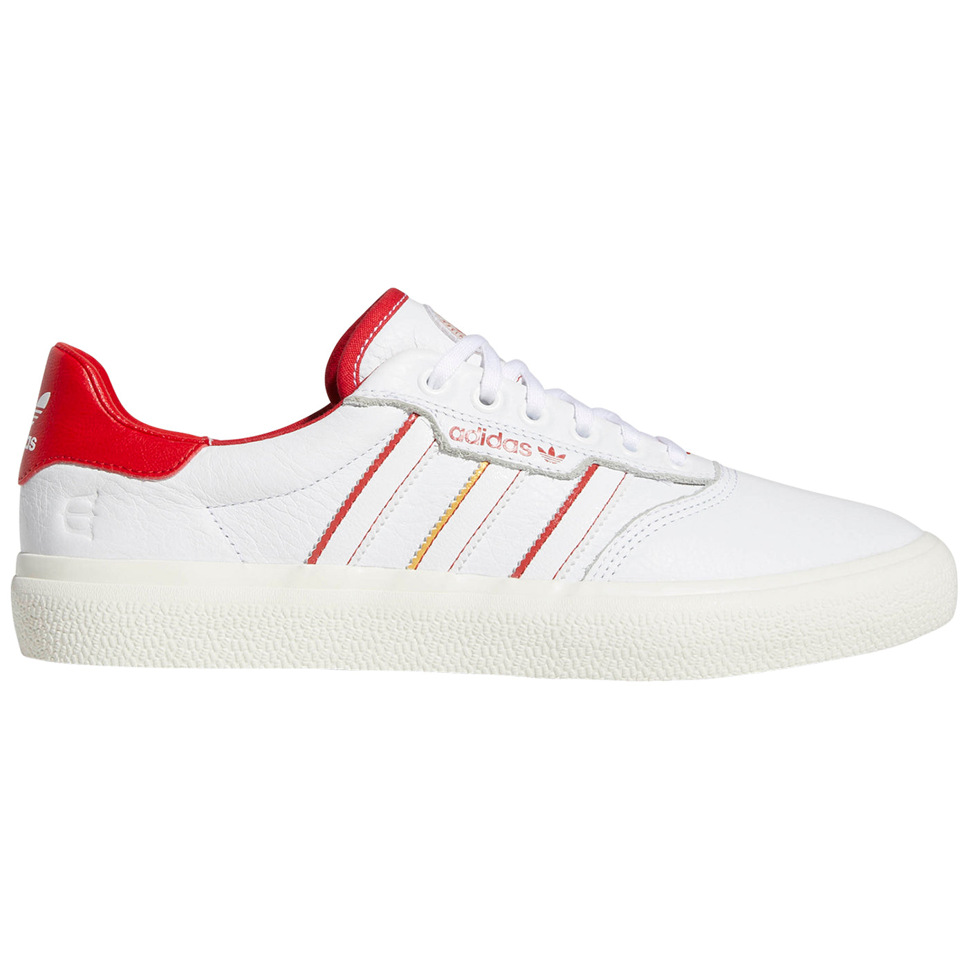 timeless design 6cda7 c7d53 Adidas x Evisen 3MC Shoes - Footwear White  Scarlet  Gold Metallic
