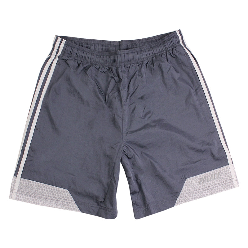 Palace x Adidas Shorts in Onix / White