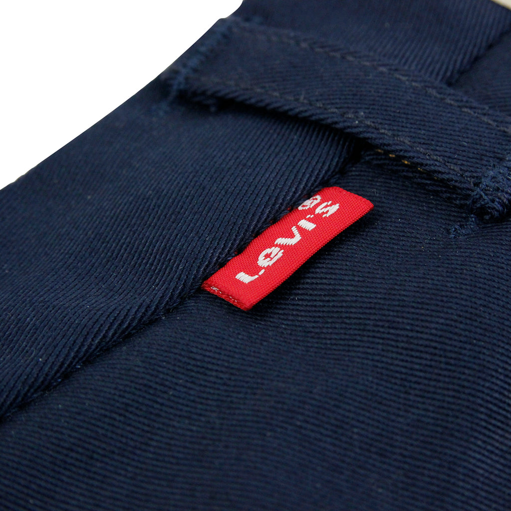 Levis Skateboarding Skate Work Short in Navy - Label