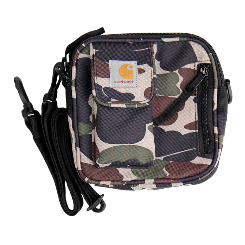 Carhartt WIP Essentials Bag in Camo Isle
