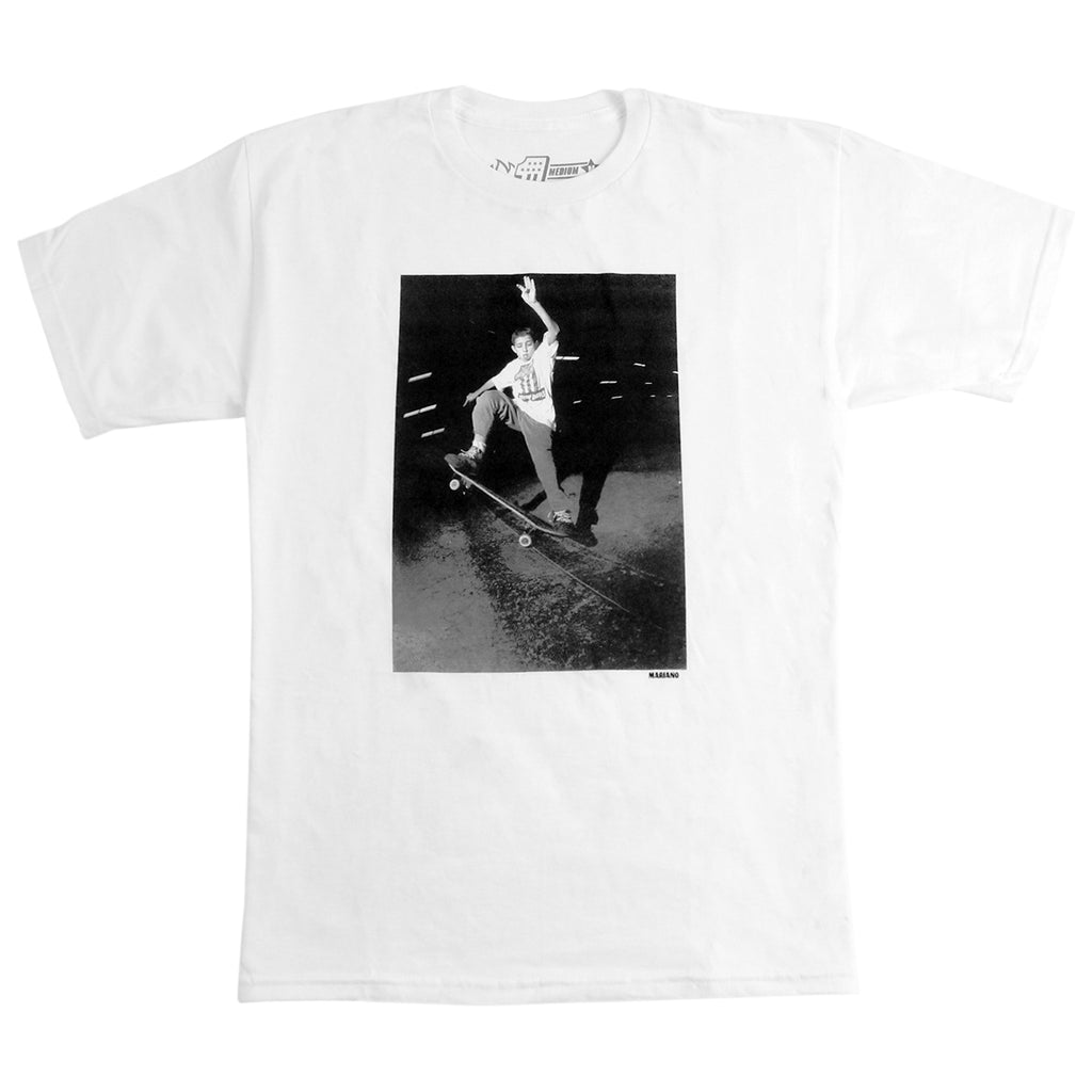 Spitfire Wheels Guy Mariano Classic T Shirt - White