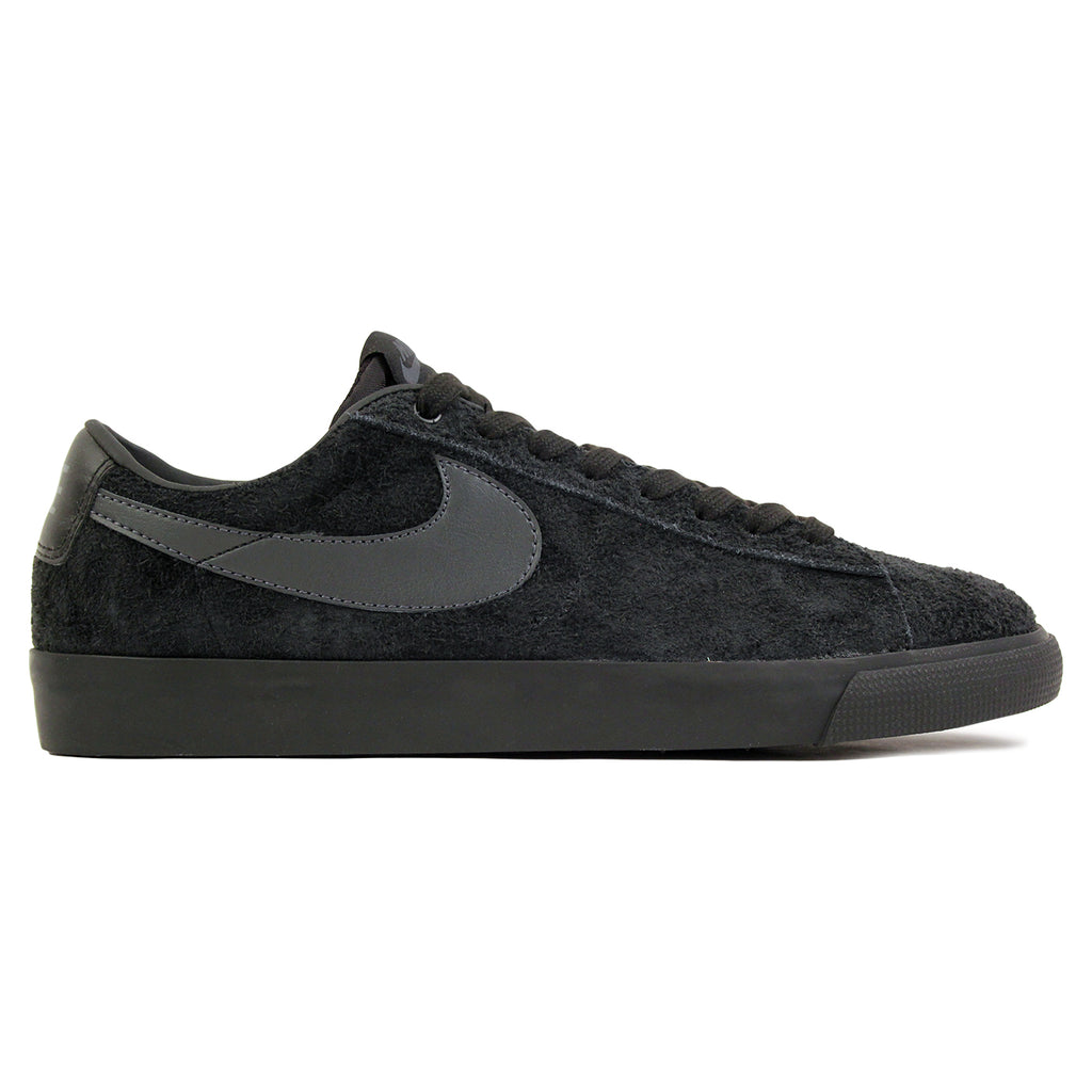 Nike SB Blazer Low Grant Taylor Shoes in Black / Anthracite