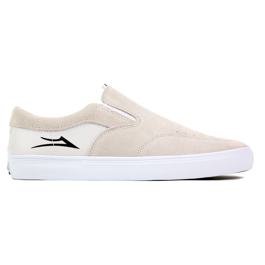 Lakai Owen Chalk Pack Shoes in White