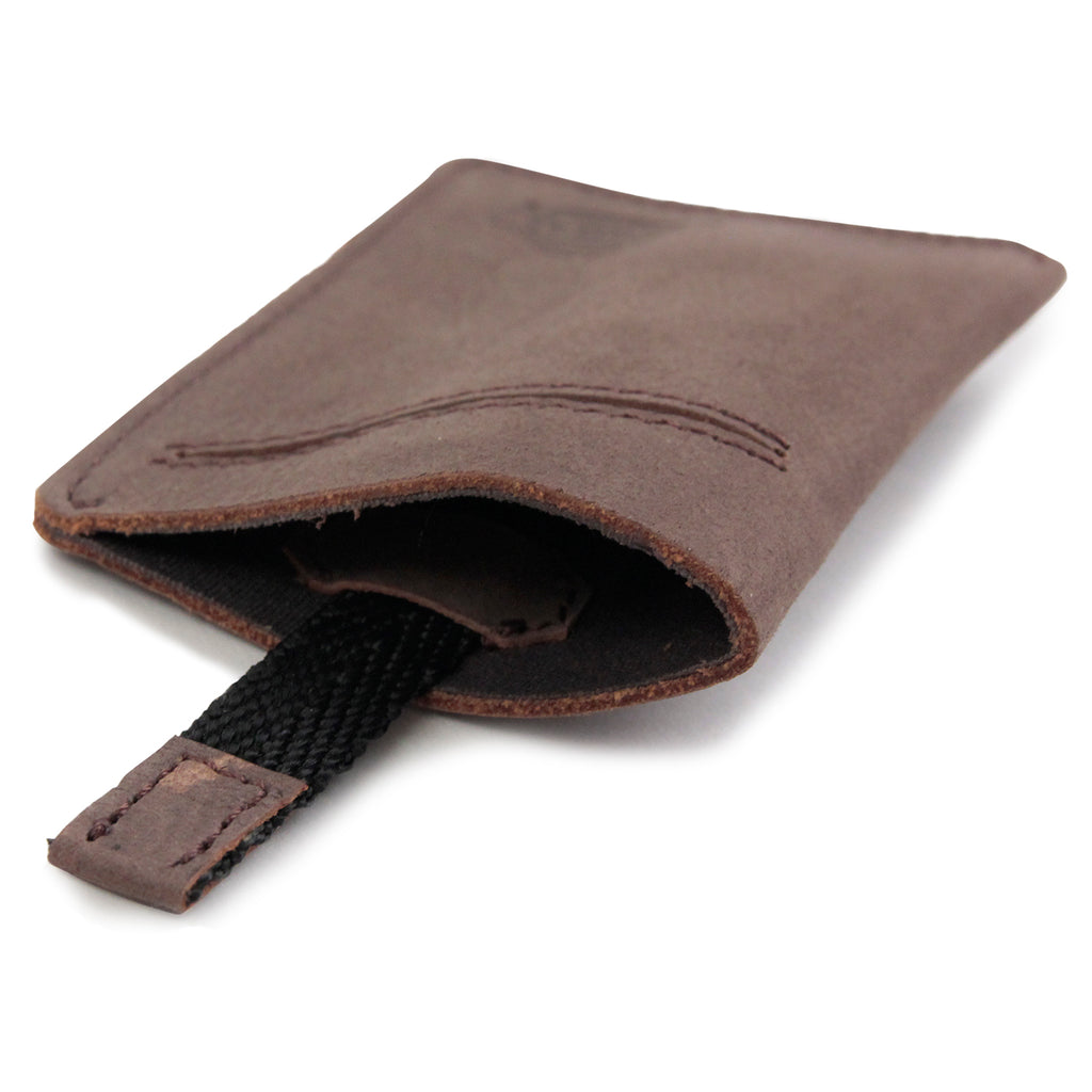 Dickies Larwill Card Wallet in Brown - Detail 2