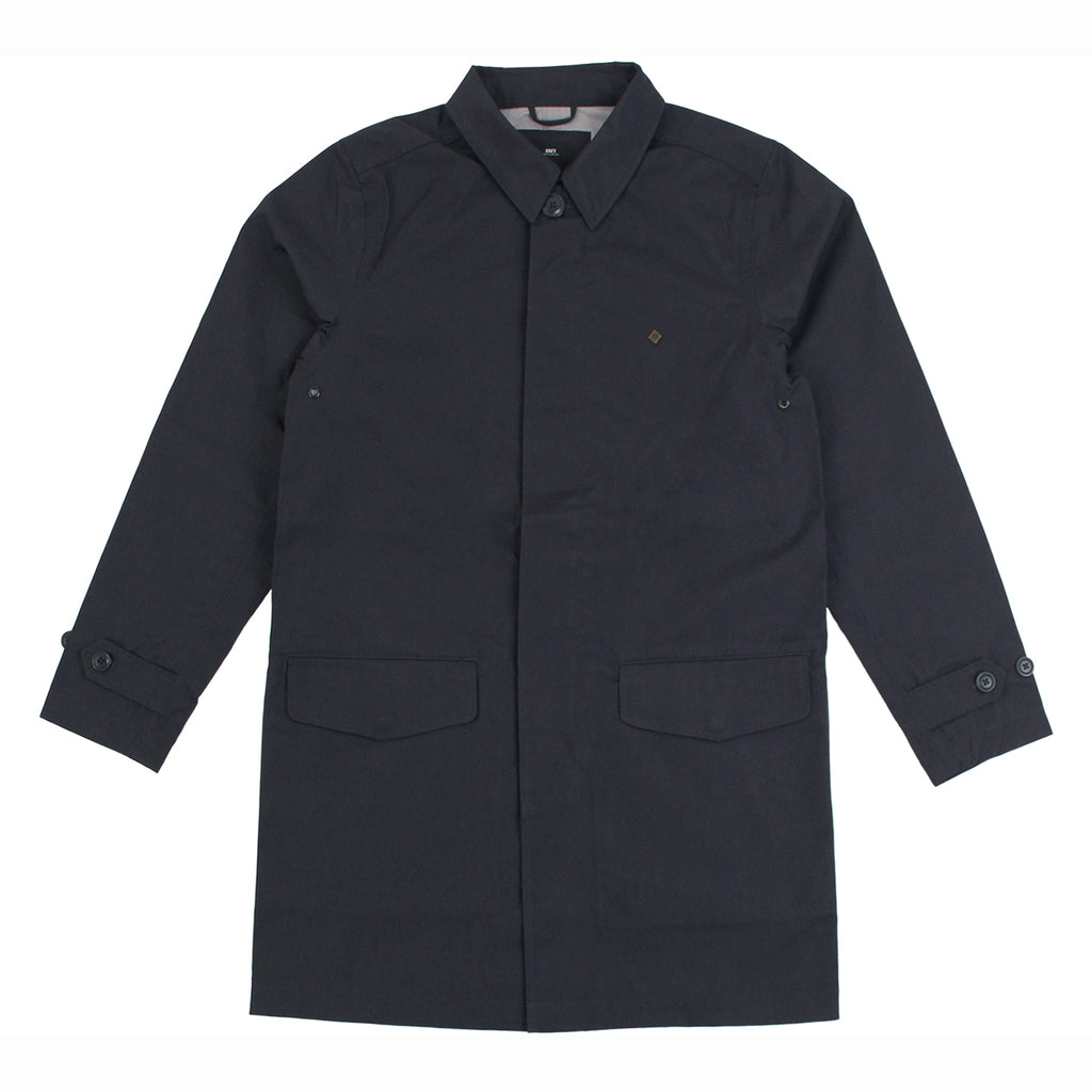Obey Clothing Gillman Jacket in Work Navy