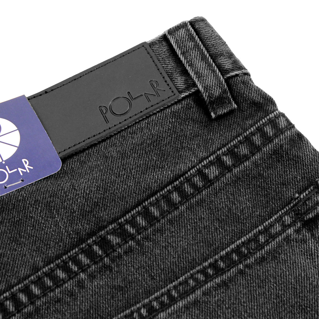 Polar Skate Co 90's Jeans in Black - Label