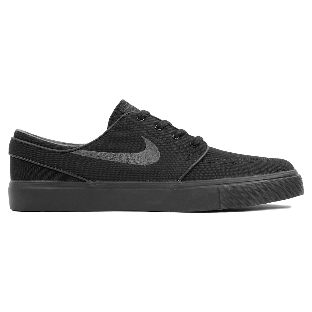 Nike SB Stefan Janoski Canvas Shoes in Black / Anthracite