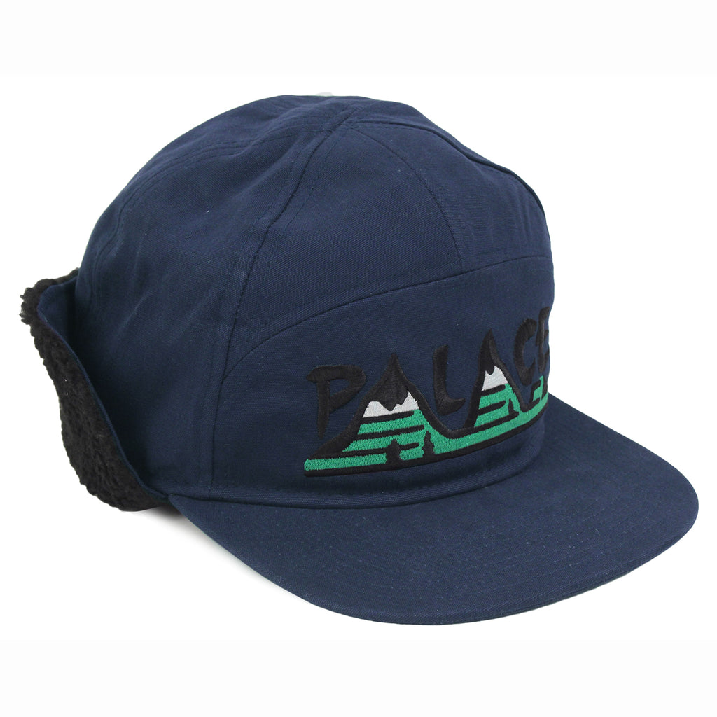 Palace All Terrain Trooper Cap in Navy
