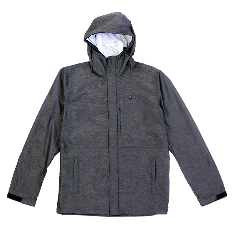 Obey Clothing Venturer Jacket in Heather Charcoal