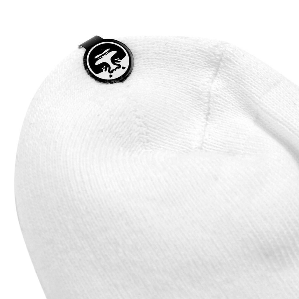 Obey Clothing Cooper Socks in White / Black - Clip