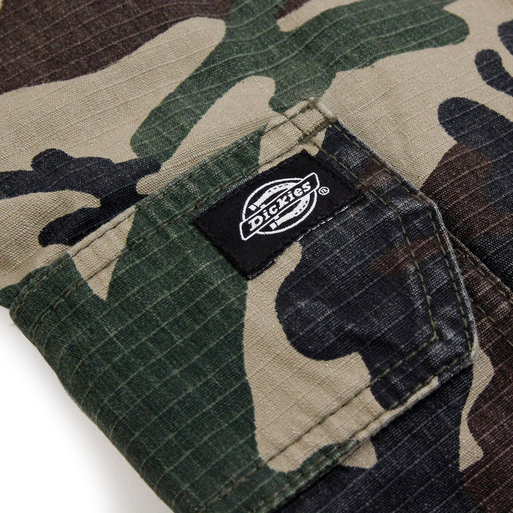 Dickies New York Pant in Camouflage - Label