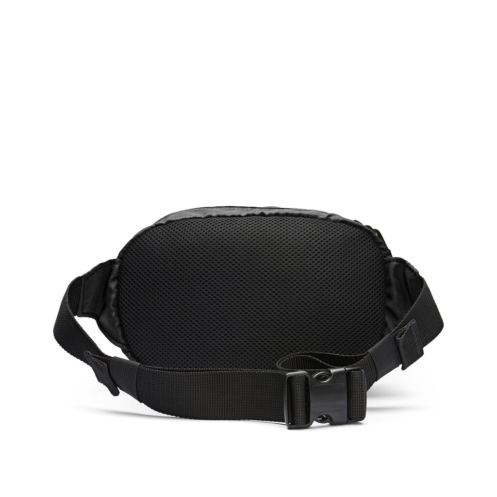 Polar Skate Co Ripstop Hip Bag in Black - Back