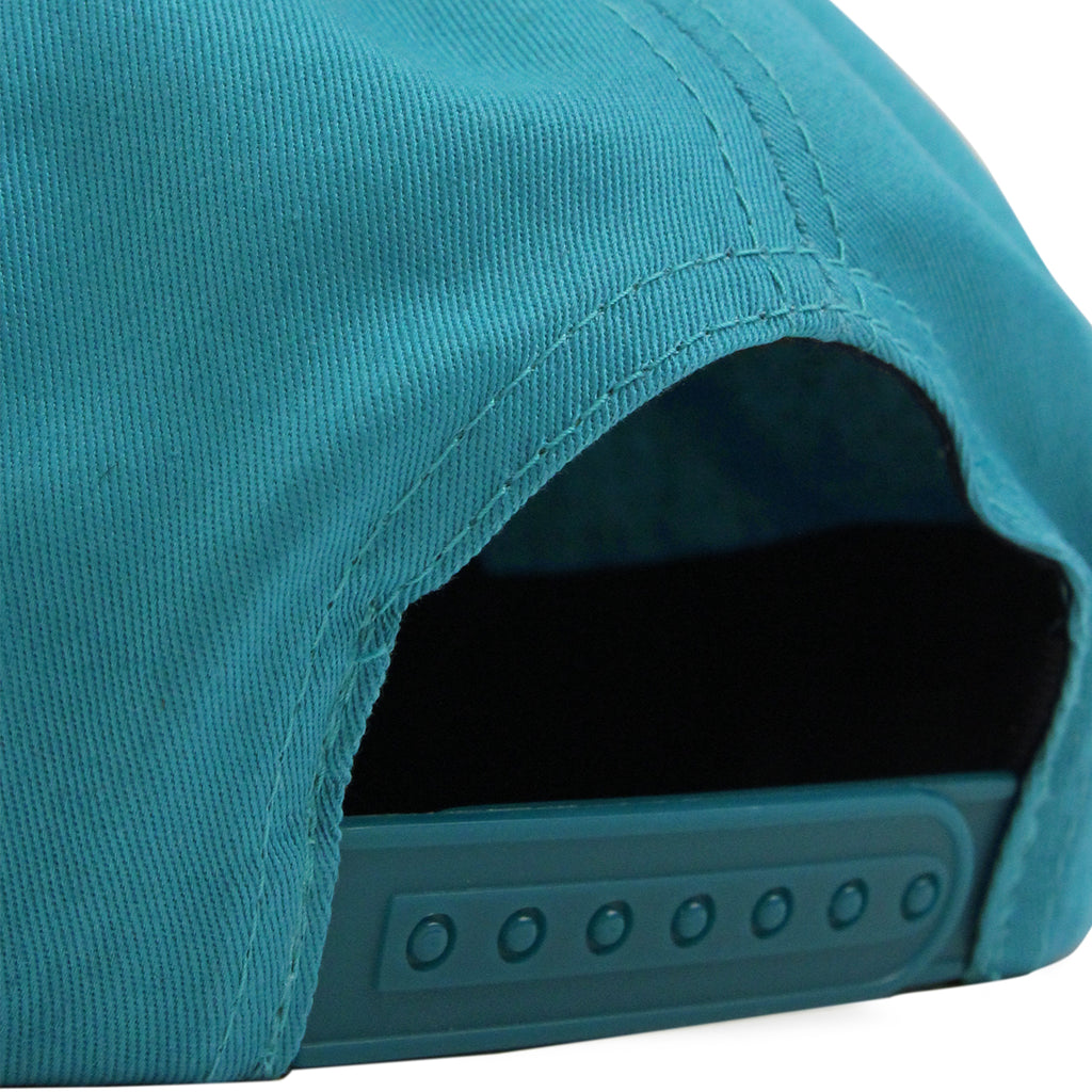 Thrasher Rope Snapback Cap in Teal / Black - Snapback