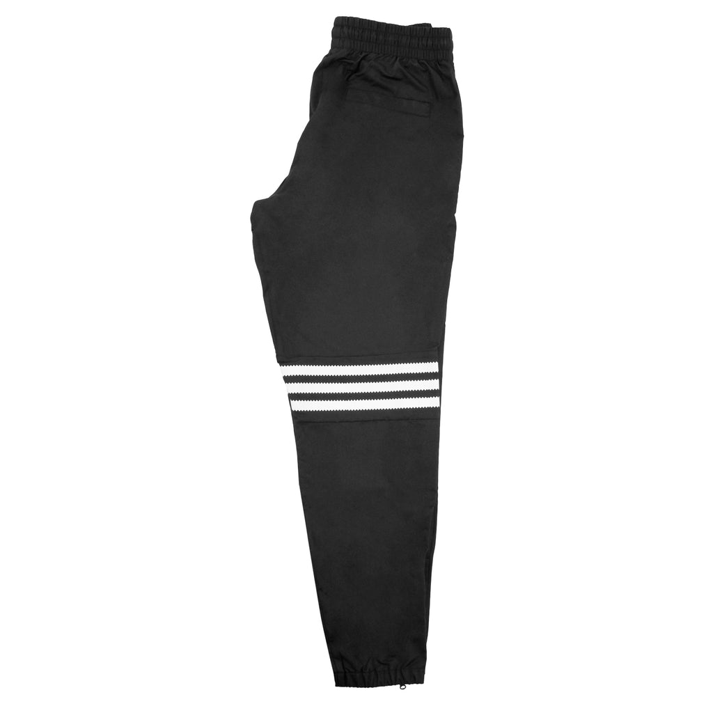 Adidas Skateboarding x DGK Basketball Pants in Black - Leg profile