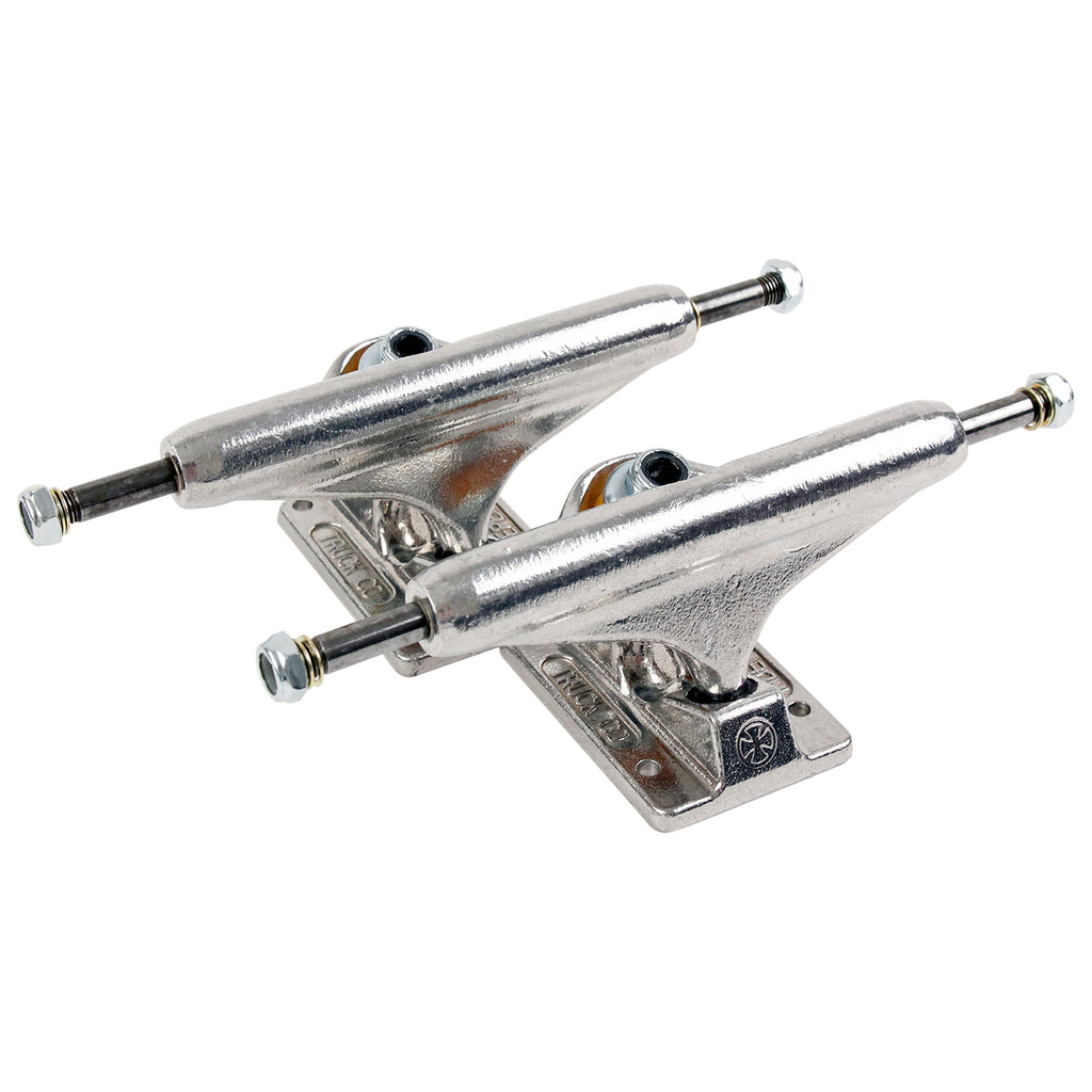 Independent Trucks 139 Low Truck in Polished Silver