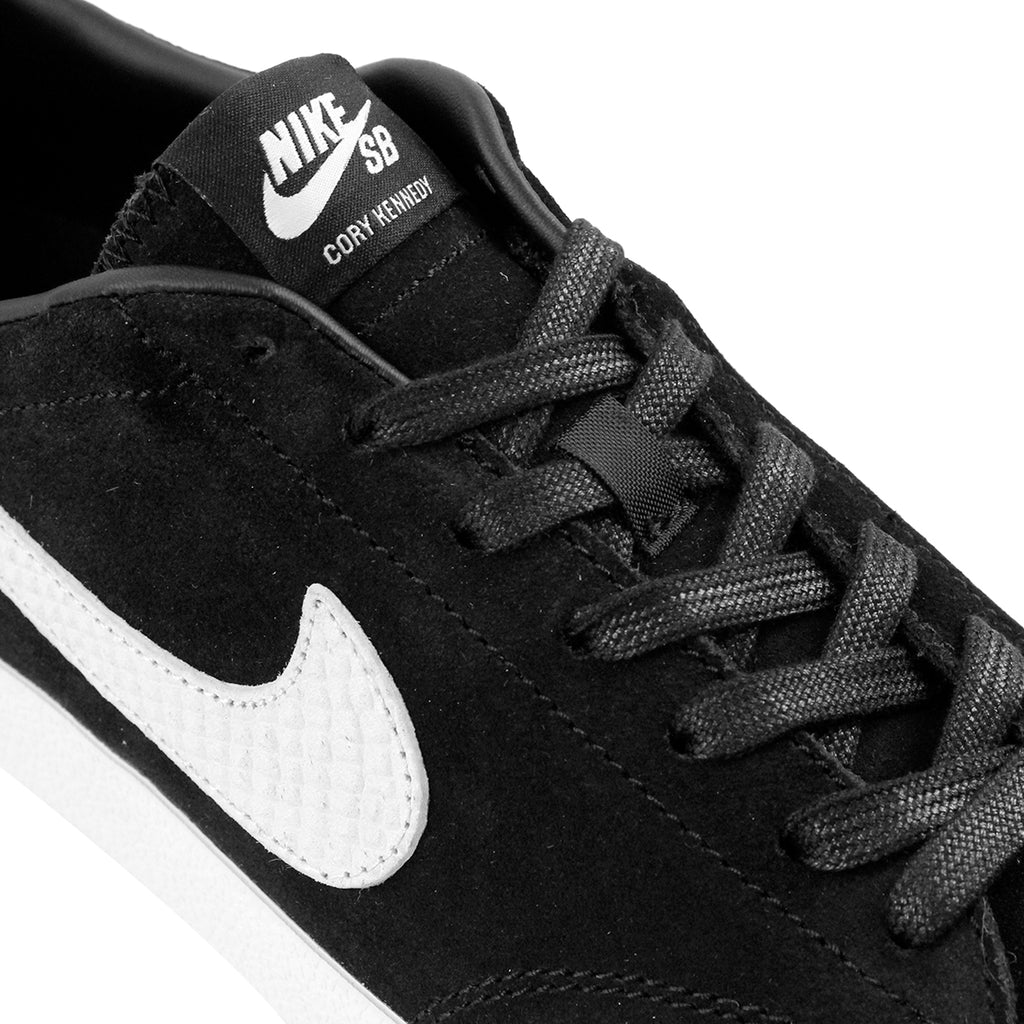 Nike SB Cory Kennedy Shoes - Black / White - Detial