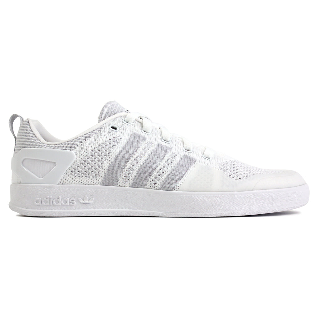 Palace x Adidas Pro Primeknit Shoes in White / Core Black / White