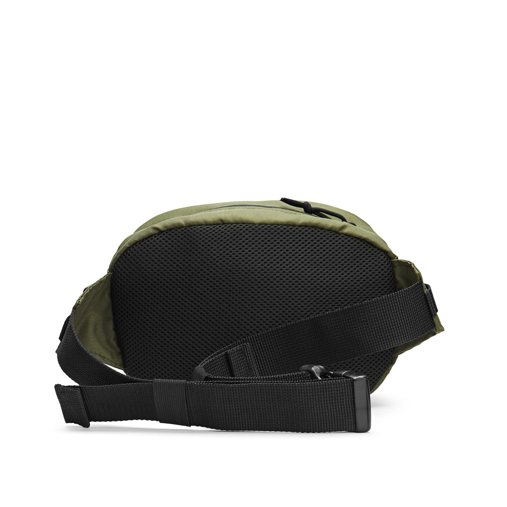 Polar Skate Co Cordura Hip Bag in Olive - Back