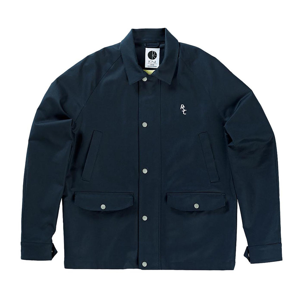 Polar Skate Co Nautical Jacket in Navy