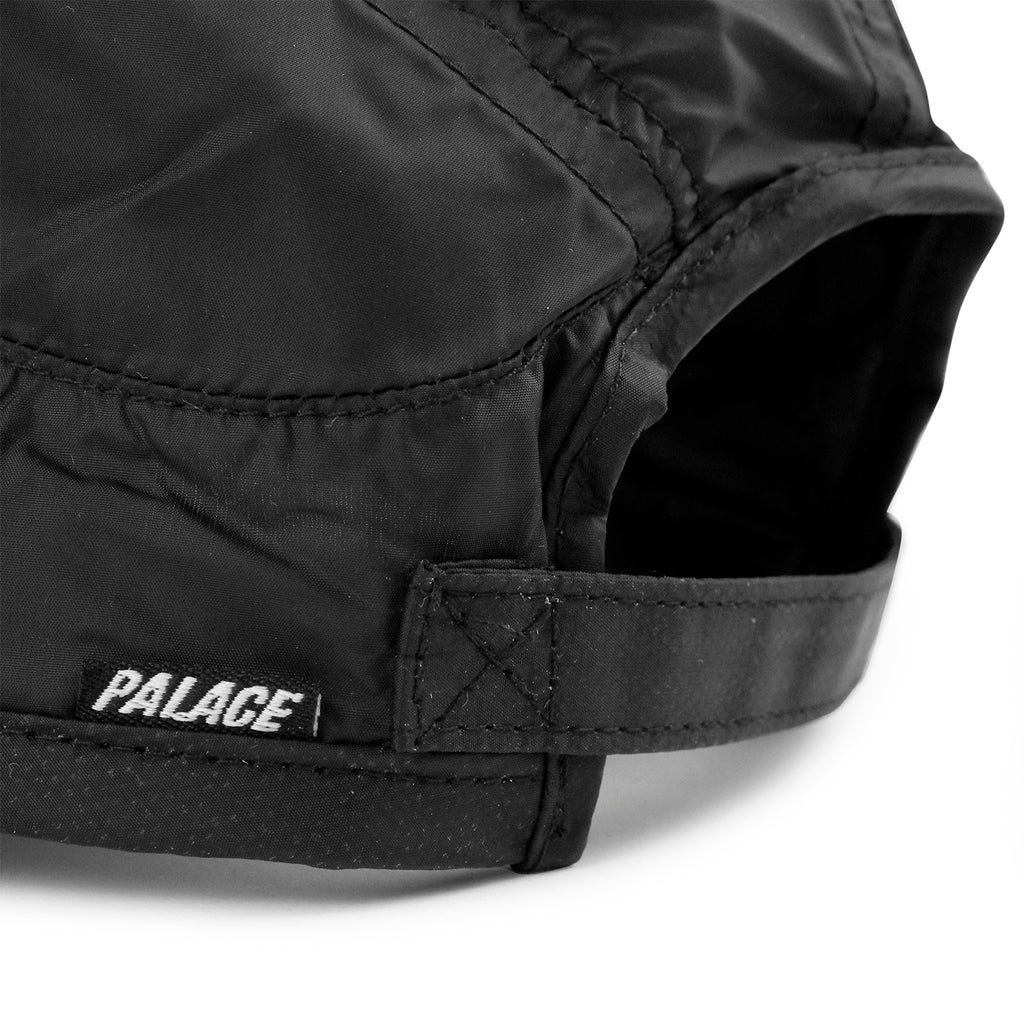 Palace Running Cap in Black - Strap