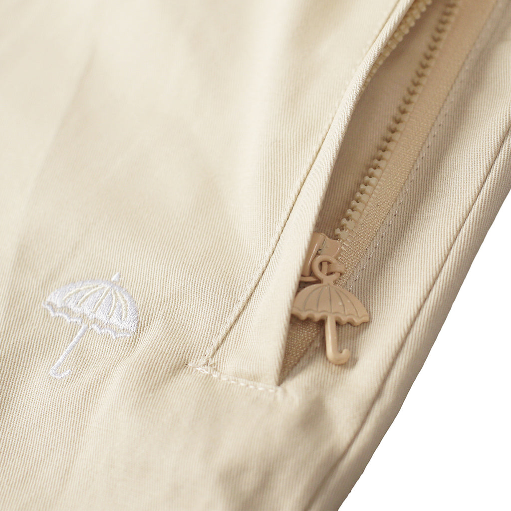 Helas Classic Sport Chino Pant in Beige - Detail