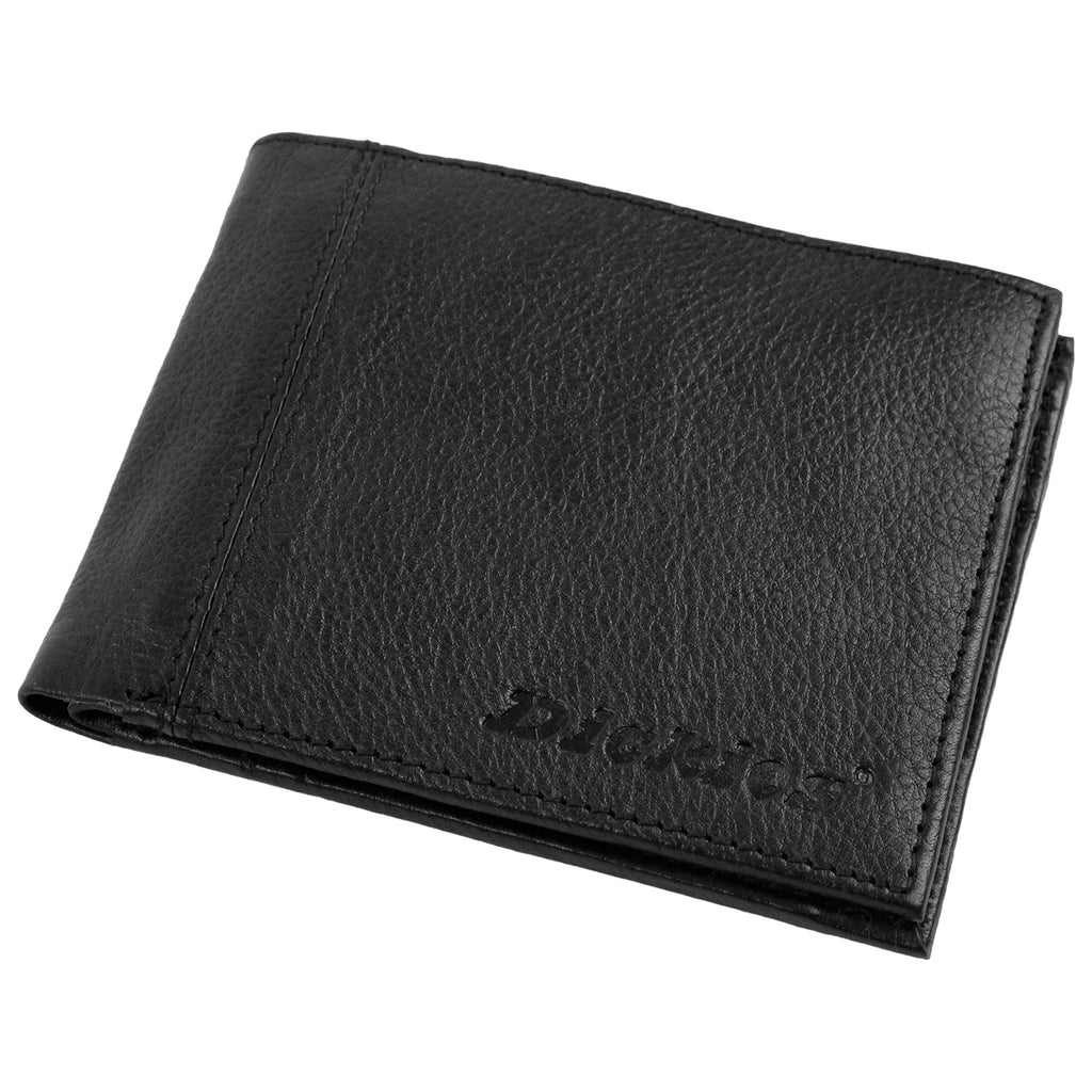 Dickies Ottawa Lake Wallet in Black - Detail