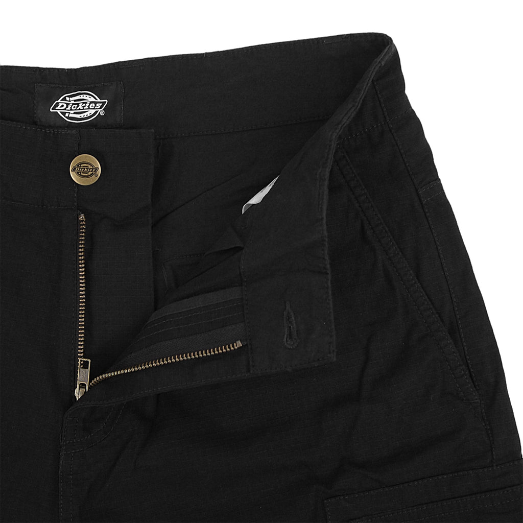Dickies Whelen Springs Short in Black - Unzipped